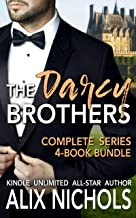 The Darcy Brothers - A Complete Series Box Set: (Humorous Contemporary Romance)