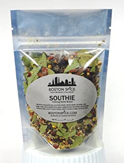 Boston Spice Southie South Boston Pickling Spice Seasoning Blend To Make Awesome Corned Beef Pastrami New England Boiled Dinner Pickled Vegetables (Approx. 1 Cup of Spice)