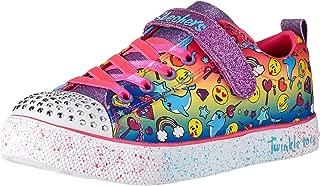 Skechers Kids' Twinkle Breeze 2.0-Stylish Sm Sneaker