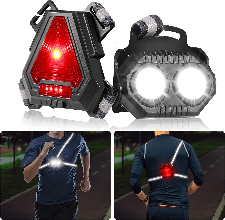 B-right Night NEW Running Lights for New item Ligh Runners LED Chest