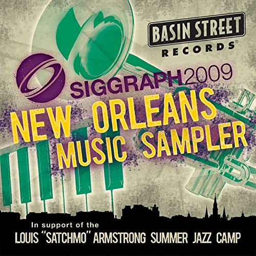 Siggraph 2009 New Orleans Music Sampler by Various artists on Amazon