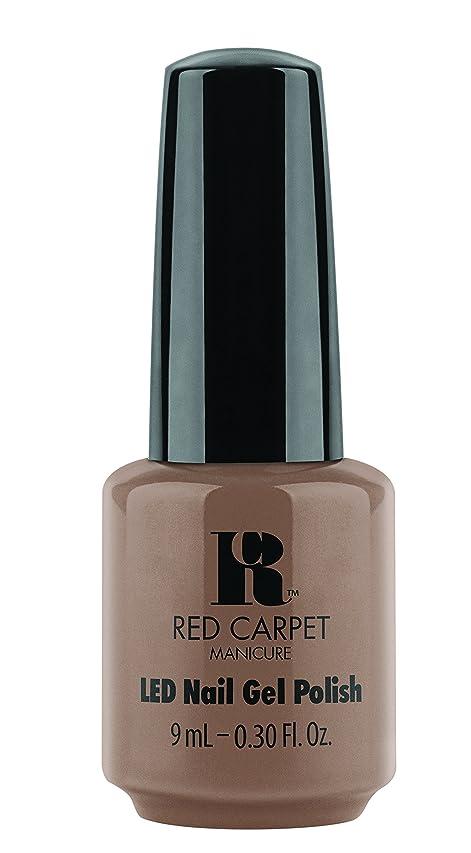 ブレンド迫害する乱すRed Carpet Manicure - LED Nail Gel Polish - Re-Nude - 0.3oz / 9ml