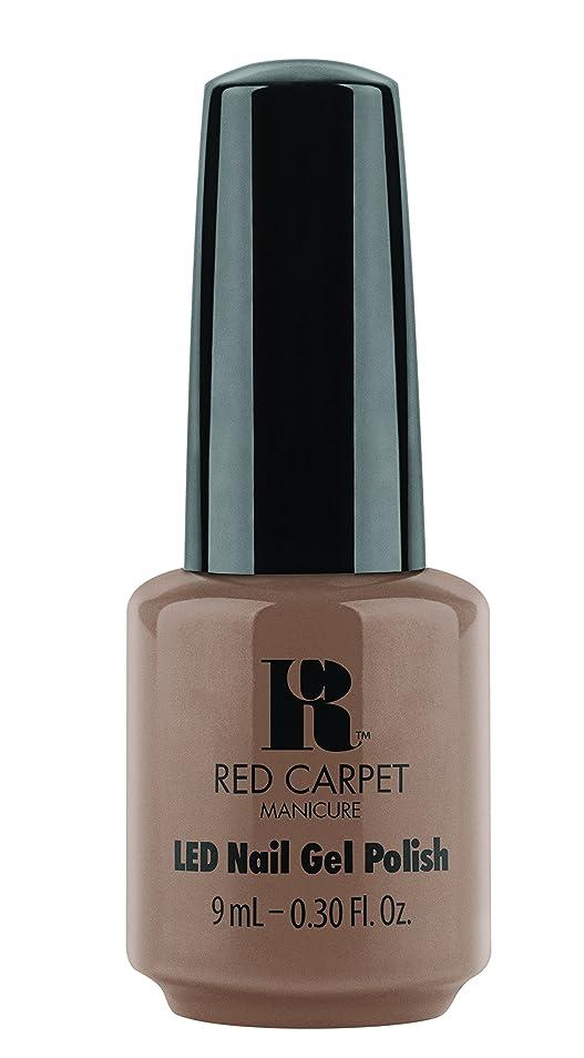 島経営者怖がって死ぬRed Carpet Manicure - LED Nail Gel Polish - Re-Nude - 0.3oz / 9ml