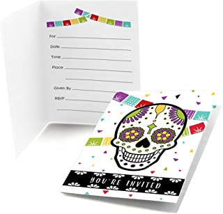 Best dia de los muertos birthday invitations Reviews