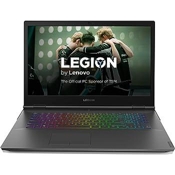 Lenovo Legion Y740 17.3 Inch FHD (1920 X 1080) G-SYNC IPS Display i7-8750H Processor, 16GB DDR4 RAM, 512GB NVMe SSD, NVIDIA GeForce RTX 2080, Windows 10, 81HH0037US, Black (Renewed)