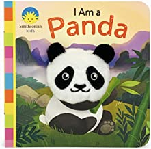 I Am a Panda Finger Puppet Board Book (Smithsonian Kids)