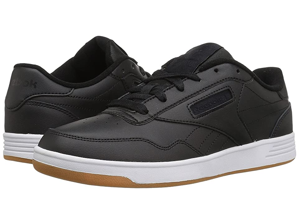 Reebok Reebok Club MEMT (Black/White/Gum) Women