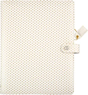 Webster's Pages, CP001-GD, Composition Planner, Gold Polka Dot photo