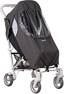 Koo-di Keep Me Dry Stroller Rain Cover (Grey)