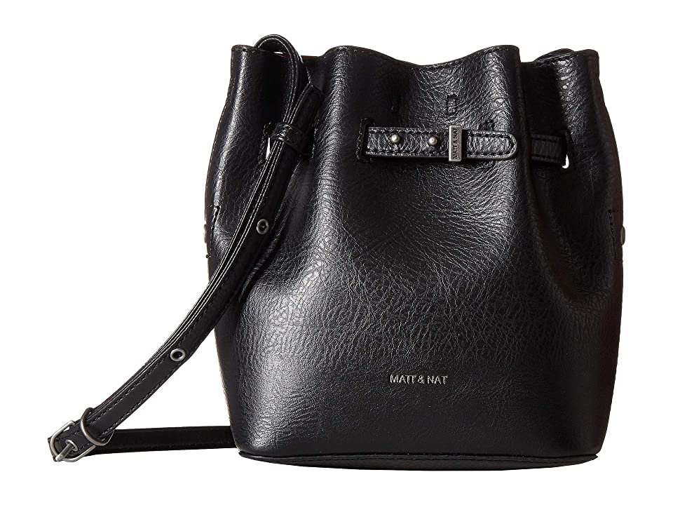 Matt & Nat Lexi Mini (Black/Red) Bags