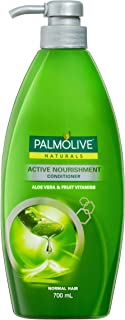 Palmolive Naturals Hair Conditioner Active Nourishment Aloe Vera and Fruit Vitamins Normal Hair, 700mL