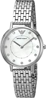 Emporio Armani Women's AR2511 Dress Silver Quartz Watch
