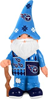 NFL Real Ugly Sweater Gnome Statue NFL Team: Tennessee Titans