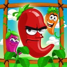 A Hot Chili Pepper Garden