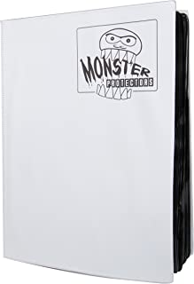 Mega Monster Binder XL Size Soft Cover (Twice as Large)- Holds 720 Cards- 9 Pocket Trading Card Album for Yugioh, Magic an...