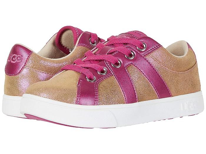 e60847b5ac4 UGG Kids Marcus Sneaker Shimmer (Toddler/Little Kid/Big Kid ...