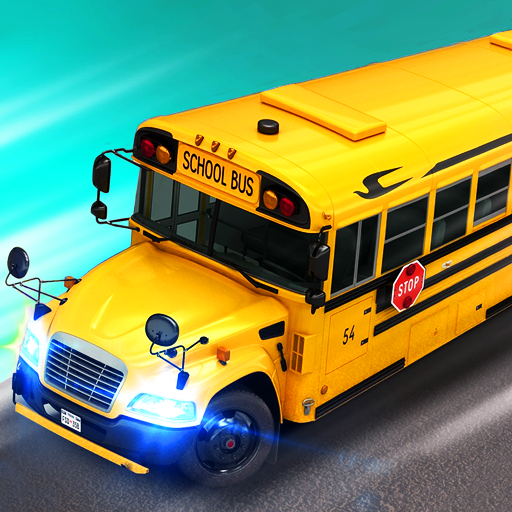 High School Monster Speed Bus Stunts 3D: Jeu Extreme Metro Extreme Sauter Mad Max Road Adventure