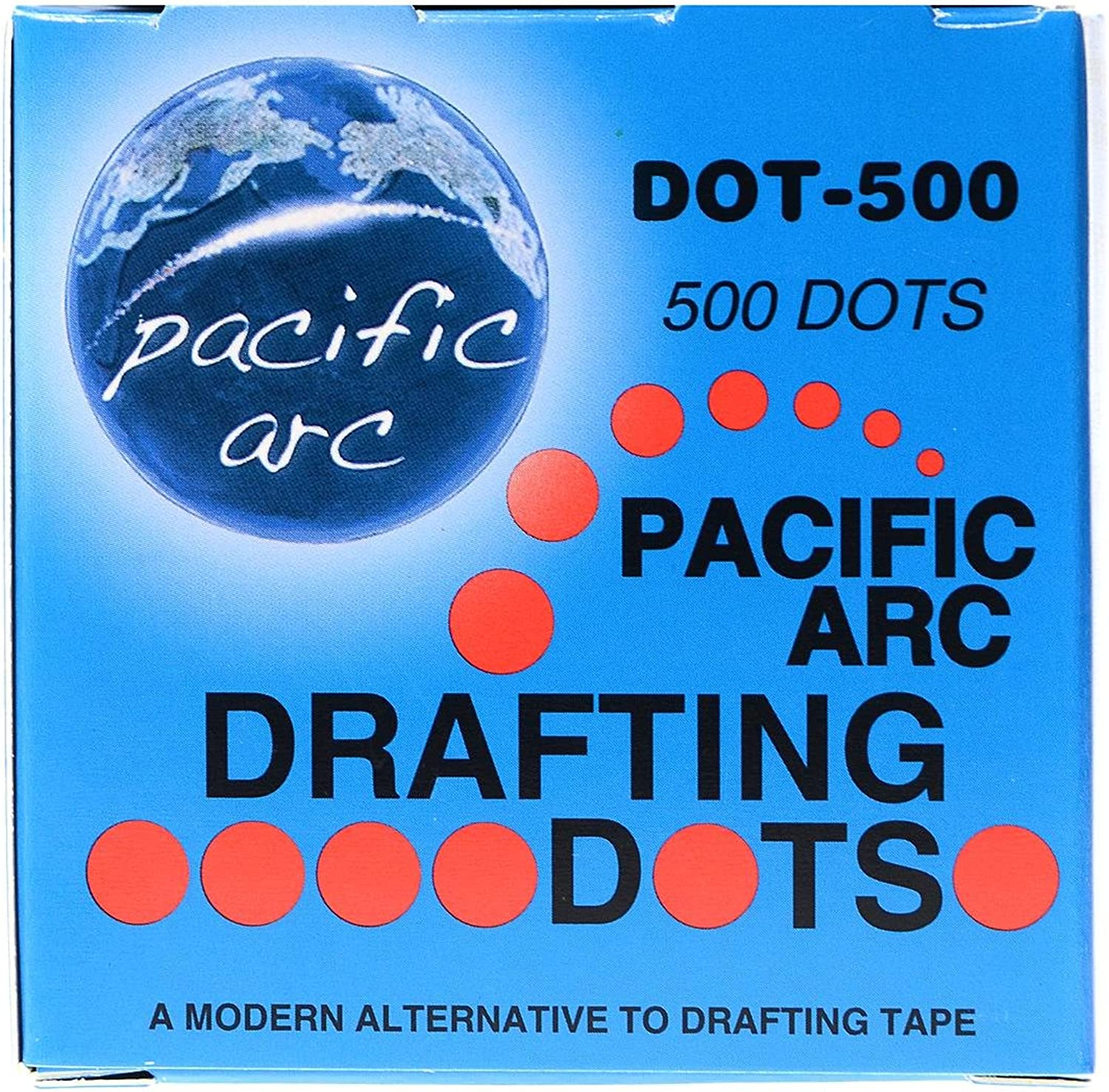 Pacific Arc Drafting Dots box of 500 by Pacific Arc B00DUI4DNE     | Sehr gute Farbe