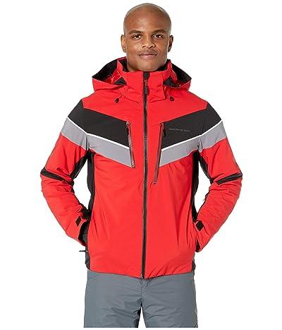 Obermeyer Chroma Jacket (Brakelight) Men