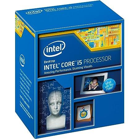 Intel CPU Core-i5-4460 6Mキャッシュ 3.20GHz LGA1150 BX80646I54460 【BOX】