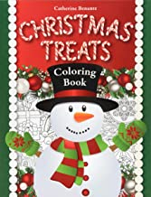 Christmas Treats: A Holiday Coloring Book (Coloring Journeys)