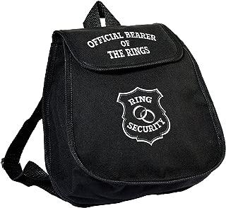 ring bearer backpack