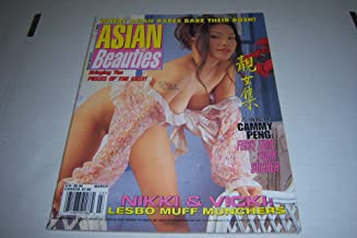 Asian Beauties Busty Adult Magazine