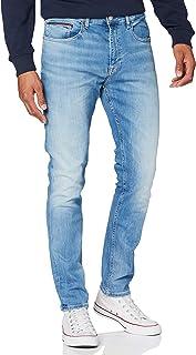 Tommy Jeans Men's Austin Slim Tprd Crmbst Pants