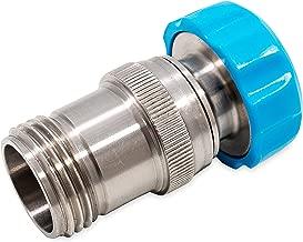 stainless steel pressure regulator