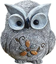 Vivid Arts Small Tawny Owl Indoor//Outdoor Home//Garden Ornament