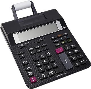 Calculadora com Impressora, 12 Dígitos, Casio, HR-150RC, Preto