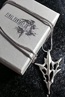 Final Fantasy XIII Lightning Necklace   FF13 Cosplay Dissidia Squall Griever Cloud Serah Anime
