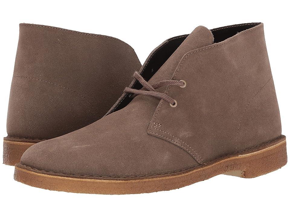 Clarks Desert Boot (Olive Suede 2) Men