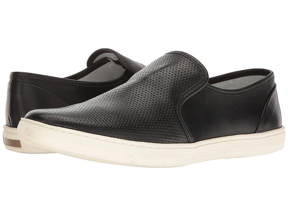 Gold & Gravy Reggie Slip-On Sneaker (Black) Men