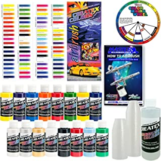 Best mixing airbrush paint chart Reviews