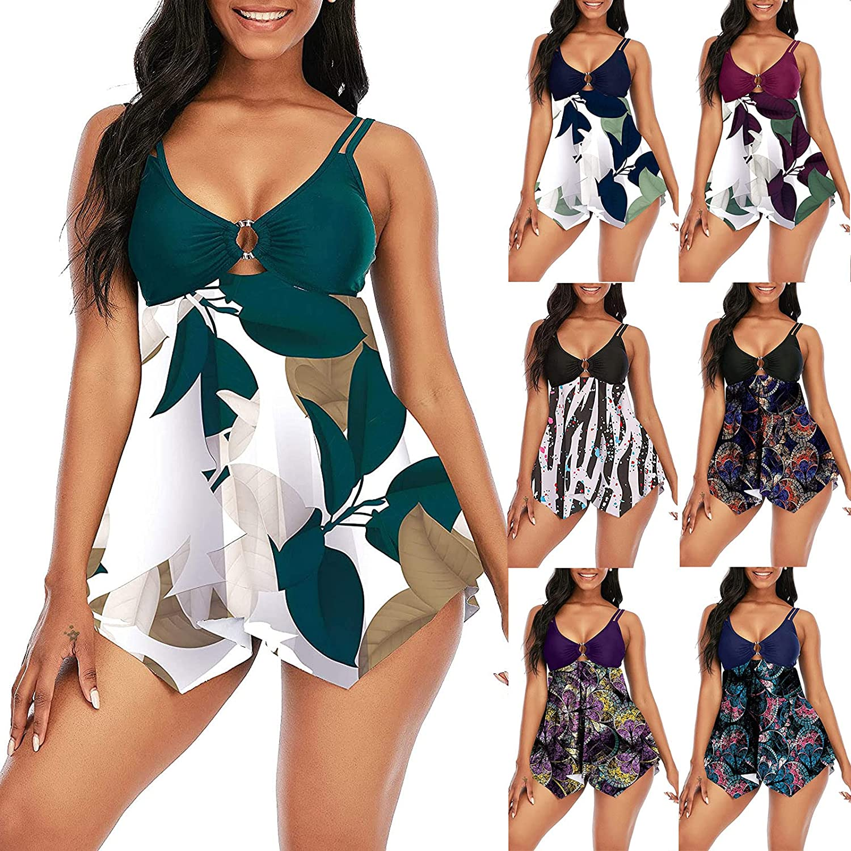 Superior Swimsuits for Women Two Piece Control Bathing Ranking TOP20 Swimwear Tummy Pri