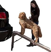 Best dog ramp for bed large dog Reviews