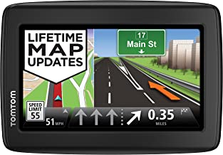 TomTom VIA 1415M 4-Inch GPS with Lifetime Map Updates