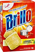 product image for Brillo Steel Wool Pads 10 Count