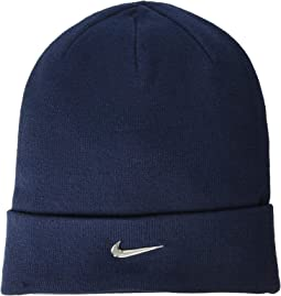 Metal Swoosh Beanie (Little Kids/Big Kids)