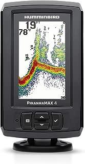Humminbird 410150-1 PiranhaMAX 4 Fish Finder