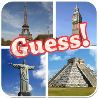 Guess the Wonders - Picture Puzzle Quiz Game