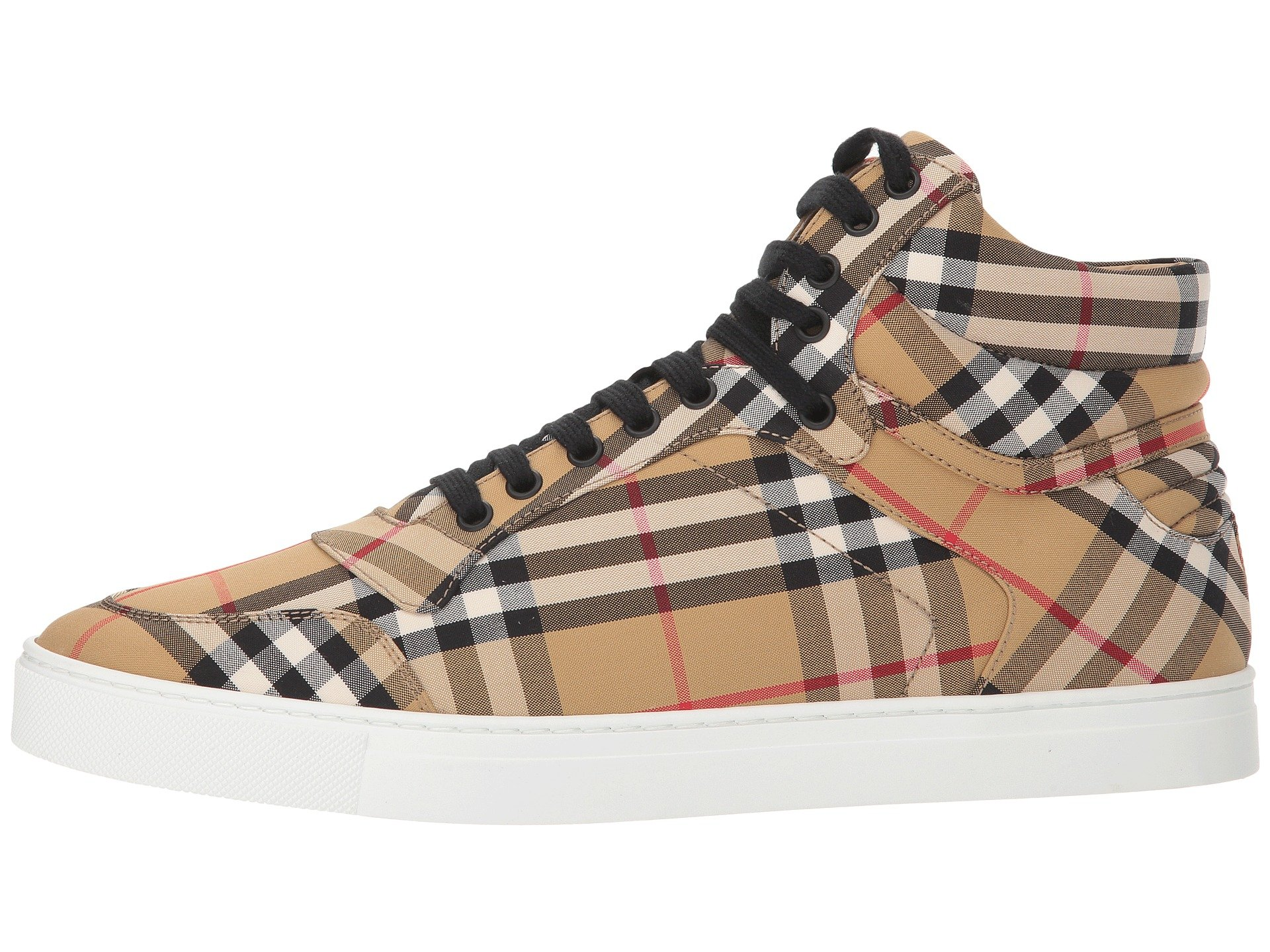 Burberry High Yellow Sneaker Antique Top Reeth RRw4qPa