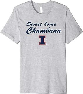 Illinois Fighting Illini Sweet Home Chambana T-Shirt