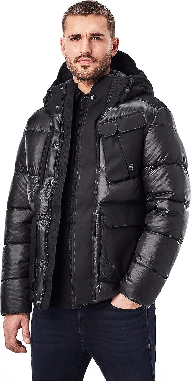 G-star Men's Utility Pocket Puffer Jacket