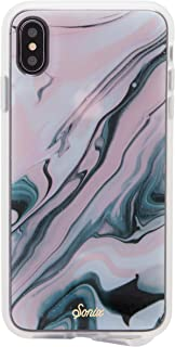 Sonix Blush Quartz Case for iPhone Xs Max [Military Drop Test Certified] Protective Luxe Pinkn Marble Series for Apple iPhone Xs Max,