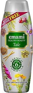 Golden Beauty Emami Moon Drop Talc, Buy 1 Get 1 Free 400g
