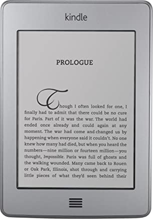 Kindle Touch image