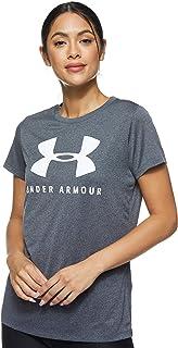 Under Armour Women's Tech Short Sleeve Crew Neck Top