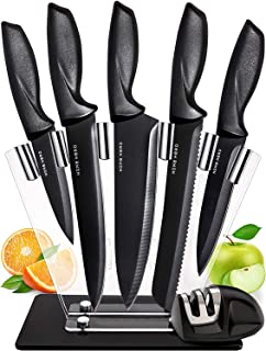 Chef Knife Set Knives Kitchen Set – Stainless Steel Kitchen Knives Set Kitchen..
